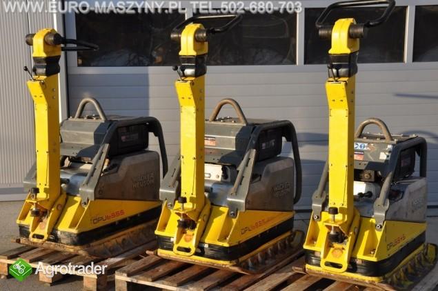 Euro-Maszyny Zagęszczarki 400 i 500kg w dobrej cenie - zdjęcie 1