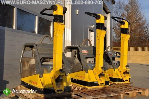 Euro-Maszyny Zagęszczarki 400 i 500kg w dobrej cenie - zdjęcie 2