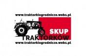 Skup miniciągników, skup traktorków ogrodniczych,skup ciągników