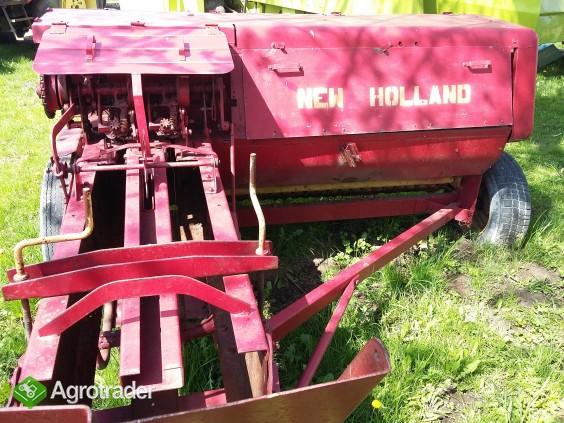 Prasa new holland 276 - zdjęcie 2
