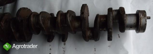 Wał korbowy równiarki rosyjskiej A01M (NOMINAŁ) ORYGINAŁ - zdjęcie 2
