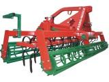 Agregat uprawowo siewny Agregaty AGRO-MASZ z hydropakiem