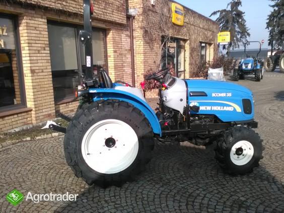 Ciągnik sadowniczy (kompaktowy) New Holland BOOMER 35 - zdjęcie 1