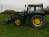 1982 John Deere JD 1640AS