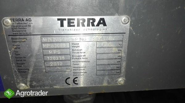 Wiertnica TERRA - JET 3008 E - przewierty sterowane - zdjęcie 6