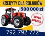 Pieniądze na rozwój gospodarstwa rolnego!