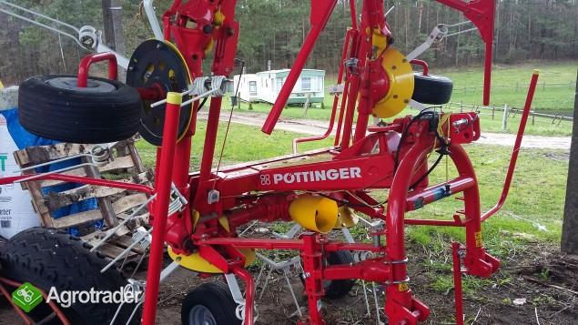 Sprzedam nowy nieużywany przetrząsacz karuzelowy Pottinger - zdjęcie 3