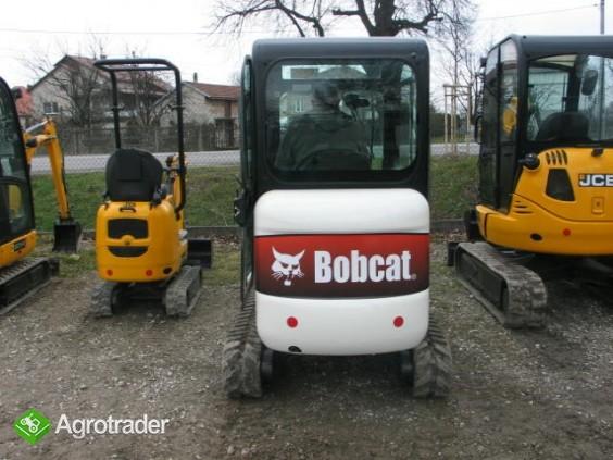 Sprzedam koparkę Bobcat E16 2011 - zdjęcie 7