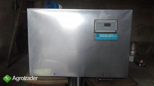 schładzalnik do mleka 200 l wywozowy - zdjęcie 6