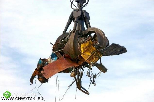 Chwytak do złomu 600 litrów  - zdjęcie 3