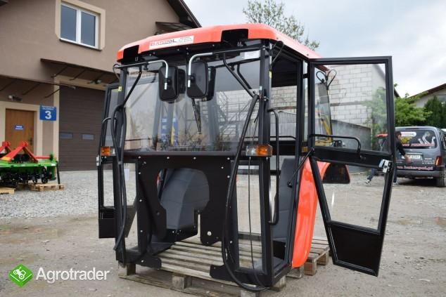 Kabina sadownicza wąska  Ursus C-360 dostępne od ręki!