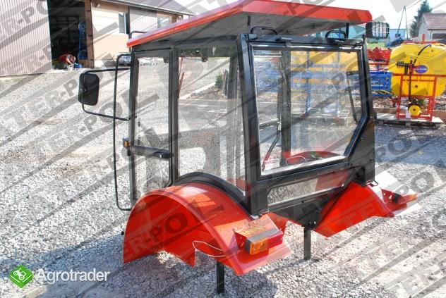 Kabina sadownicza wąska  Ursus C-360 dostępne od ręki! - zdjęcie 8