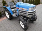 Iseki TM15 15KM 4x4 mini traktor traktorek ładowarka Kubota Yanmar