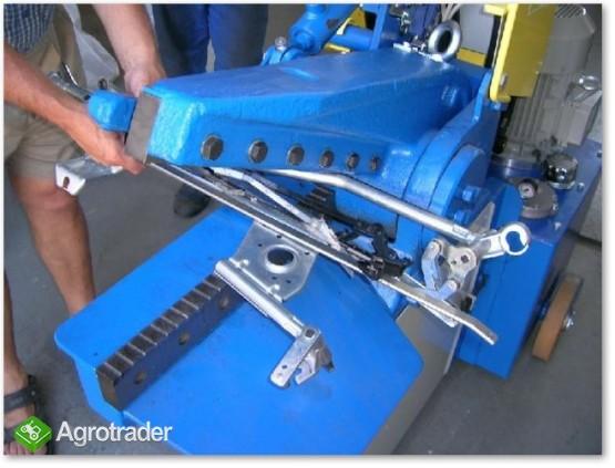 Nożyce do cięcia odpadów przemysłowych, maszyna do niszczenia  - zdjęcie 1