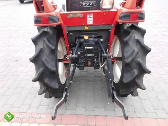 Yanmar AF18 super stan kubota iseki mini traktor - zdjęcie 4