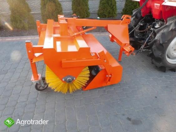 Zamiatarka nowa do mini traktorka kubota iseki shibaura - zdjęcie 6