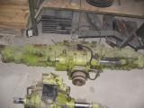 Oś przednia, Ładowarka Claas Ranger 965, Rok 2000