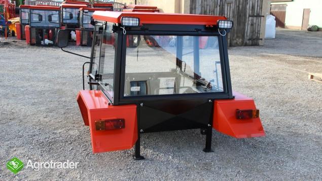 Kabina ciągnikowa do ciągnika MTZ 80-82 kabiny  - zdjęcie 2