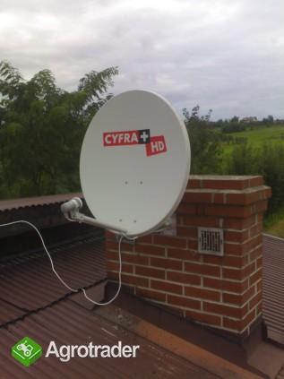 NC PLUS CYFROWY POLSAT naziemna DVB-T instalacja serwis REGULACJA mont - zdjęcie 2