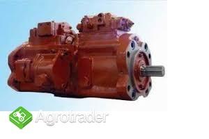 Pompa Kawasaki K3V140DT, K3V180DT, Syców, Hydraulika siłowa