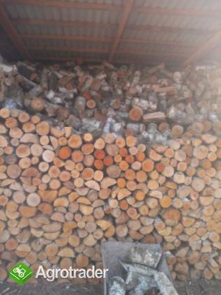Drewno Kominkowe BUK, GRAB, AKACJA, BRZOZA, Dąb - zdjęcie 1
