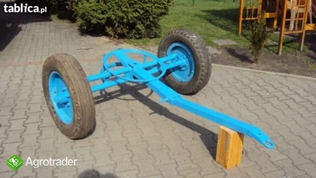 Srzedam wóz dwuosiowy do ciągnika - zdjęcie 4