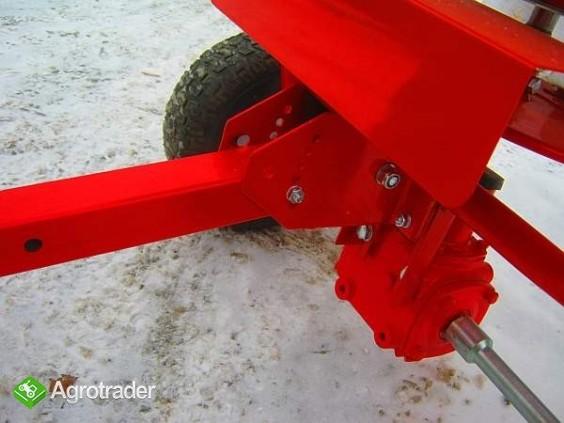 Rozsiewacz soli, piasku, nasion dla ATV, ciągników  itp  zbiornik 200l - zdjęcie 4