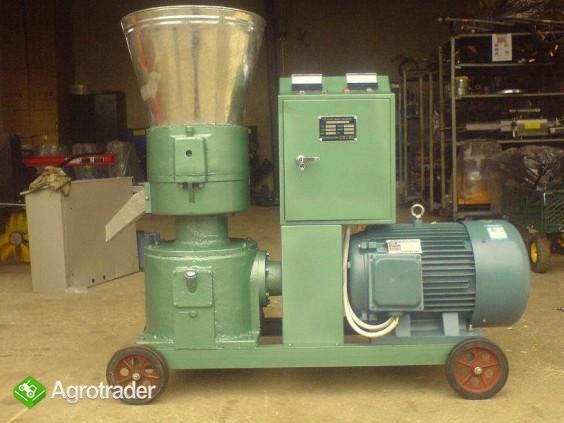 PELLECIARKA: wydajność do 150-250 kg/h, silnik 7.5 kW - zdjęcie 4