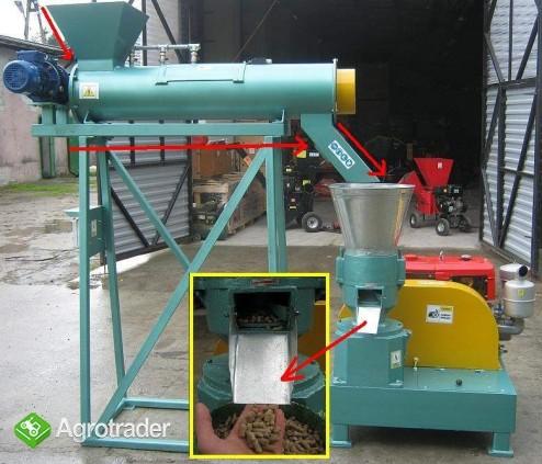 Kondycjoner z regulowaną płynną możliwością podawania - zdjęcie 1