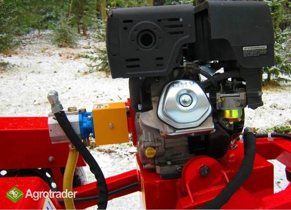 Wiertnica hydrauliczna glebowa o napędzie spalinowym 13 KM,  - zdjęcie 2
