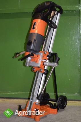 WIERTNICA do betonu3-biegowa (otwornica) moc silnika 2300W max 165mm - zdjęcie 2