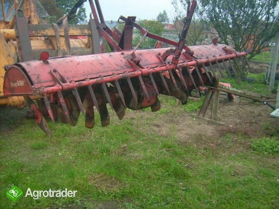 glebogryzarka 170cm - zdjęcie 1