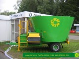 Wóz paszowy Cernin 6 m 3