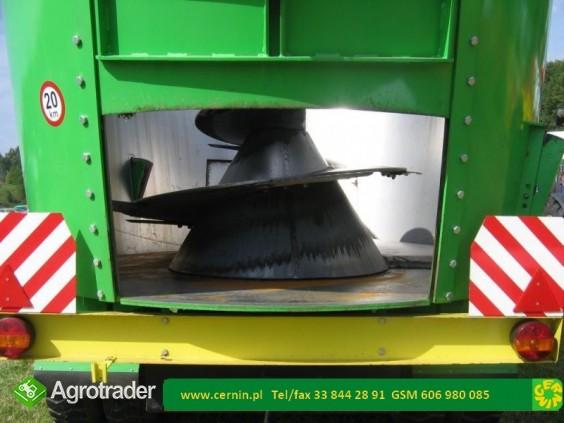 Wóz paszowy Cernin 6 m 3  - zdjęcie 5