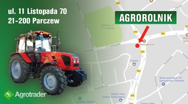Instrukcja obsługi Zetor FORTERRA TURBO 8641,9641,10641,11441,11741   - zdjęcie 2