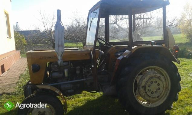 Traktor w dobrym stanie  - zdjęcie 3