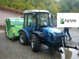 Ciągnik rolniczy BCS VOLCAN 950 Używany 2009 komunalny napęd 91KM