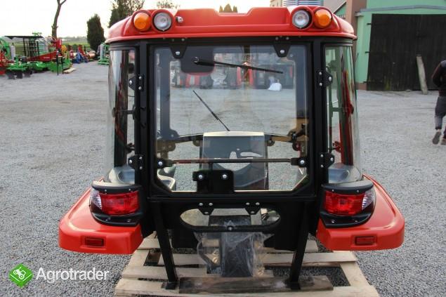 Kabina do ciągnika ciągnikowa C360 C-360 z błotnikami tworzywo Sokółka - zdjęcie 5