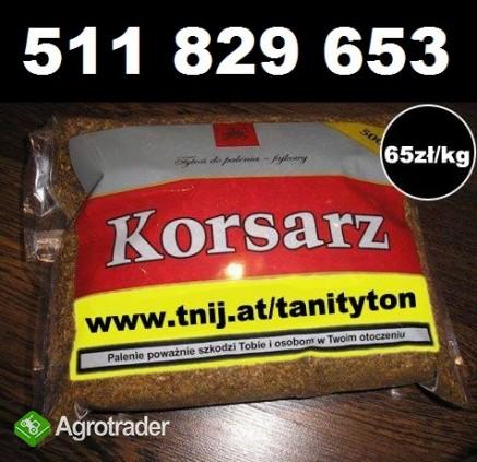 Tytoń papierosowy w atrakcyjnej cenie tylko 65zł/kg wysyłka na Polske