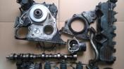 Części silnika Deutz bf4l f4m bf4m2011 regulator,wtryski,głowica,wał