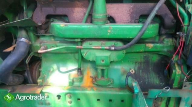 Części silnika John Deere 1188 model silnika 6466 wał,blok,pompa. - zdjęcie 1