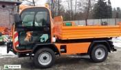 Pojazd specjalistyczny AUSA M250 HX4 komunalny terenowy unimog multica