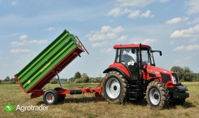przyczepa rolnicza jednoosiowa Pronar T 654/2 - zdjęcie 1