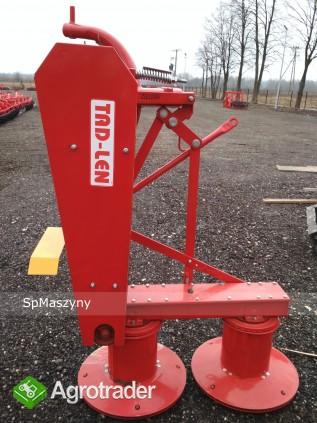 Kosiarka rotacyjna Banrol Tad len 1.35 m 1.65 m 1.85 m Transport