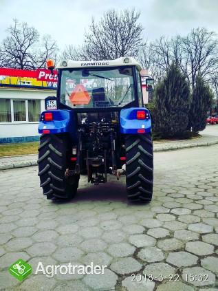 FARMTRAC 7110DT- Super STAN TUZ + WOM +EHR Zobacz!!! - zdjęcie 4