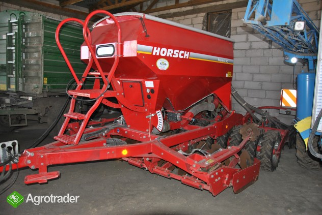 Horsch Pronto 3DC, 1-właściciel, od rolnika - zdjęcie 2