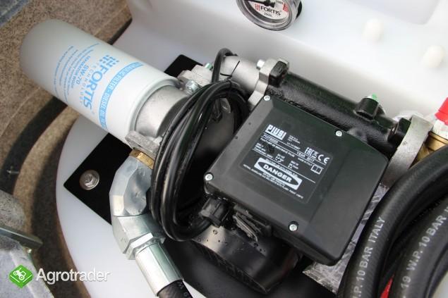 Zbiornik na paliwo on ropę fortis 2500 L cpn Agroline 1 - zdjęcie 1