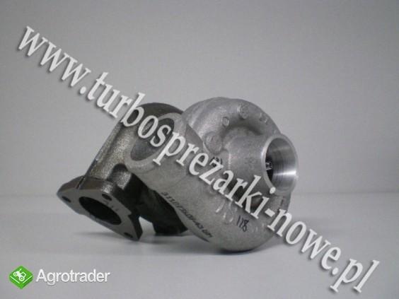 Turbosprężarka SCHWITZER - Deutz -  3.0 312935 /  312114 /  315920 /