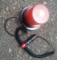 Lampa błyskowa diodowa na magnes 12V/24V