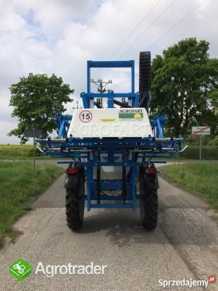 Opryskiwacz polowy ciągany AGROFART AF1715H - zdjęcie 2